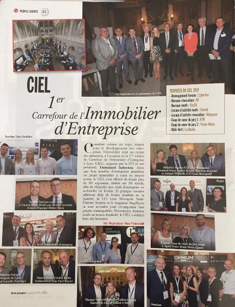 La société Lyonnaise de Développement Immobilier sera présente sur le salon CIEL