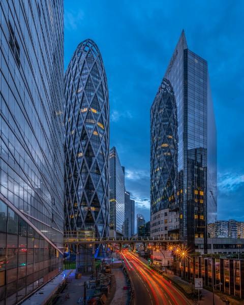 Selon une étude, les investisseurs étrangers préfèrent Paris à Londres !