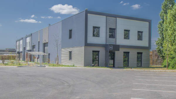 Le groupe OKWIND s'installe à Saint-Priest dans les nouveaux locaux RN'BOW !