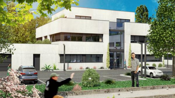 WENGEN PARK : Une offre tertiaire  sur la commune de Rillieux-la-Pape