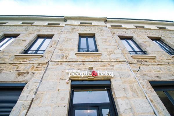 La crèche PEOPLE & BABY va ouvrir ses portes à Saint-Etienne !