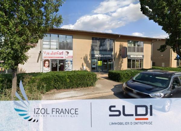 Izol France, Entreprise d'Isolation Thermique Extérieure s'installe à Limas !