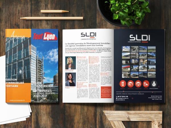 Nous sommes heureux de paraitre dans le guide de l'immobilier 2020-2021 !