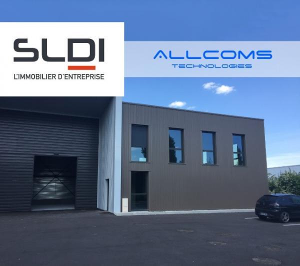 A Montluel, la SLDI a vendu des locaux d'activité à la société Allcoms !